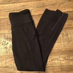 Lululemon Fast & Free 7/8 length Leggings